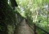 percorso lago del cornino